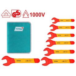 TOTAL THKISPA0701 Σετ Γερμανικά Κλειδιά 1000V VDE 7 τμχ