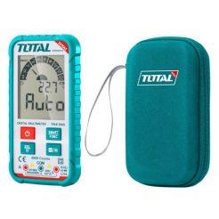 TOTAL TMT460013 Πολύμετρο Ψηφιακό 600AC/DC