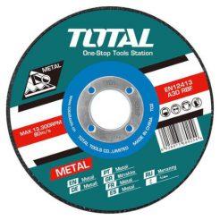 TOTAL TAC2212303 Δίσκος Κοπής Inox - Μετάλλου 230