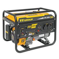 FFGROUP 46093 Γεννήτρια Βενζίνης με AVR 3KVA