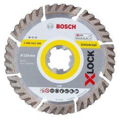 BOSCH Standard For Universal Διαμαντόδισκος 125mm (2608615166)