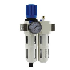 BULLE 41966 Ρυθμιστής με Υδατοπαγίδα και Ελαιωτήρα