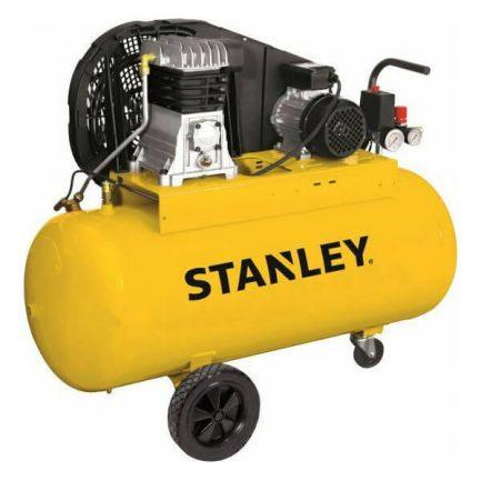 STANLEY 345/10/100 Αεροσυμπιεστής 3Hp Ιμάντα 100Lt