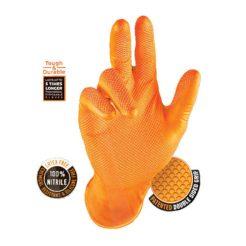 GRIPPAZ Γάντια Νιτριλίου Χωρίς Πούδρα 50τμχ